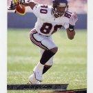 1993 Ultra Football #015 Andre Rison - Atlanta Falcons
