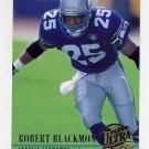 1994 Ultra Football #505 Robert Blackmon - Seattle Seahawks NM-M