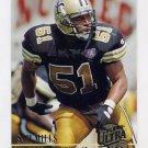 1994 Ultra Football #460 Sam Mills - New Orleans Saints