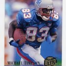 1994 Ultra Football #454 Michael Timpson - New England Patriots