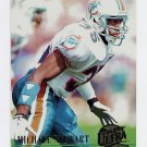 1994 Ultra Football #438 Michael Stewart - Miami Dolphins
