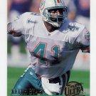 1994 Ultra Football #434 Keith Byars - Miami Dolphins
