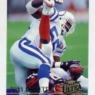 1994 Ultra Football #405 Tony Bennett - Indianapolis Colts