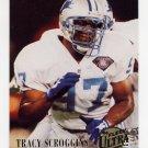 1994 Ultra Football #389 Tracy Scroggins - Detroit Lions
