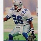 1994 Ultra Football #373 Kevin Smith - Dallas Cowboys
