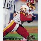 1994 Ultra Football #315 Desmond Howard - Washington Redskins