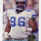 1994 Ultra Football #290 Cortez Kennedy - Seattle Seahawks