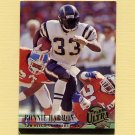 1994 Ultra Football #265 Ronnie Harmon - San Diego Chargers Ex