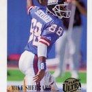 1994 Ultra Football #228 Mike Sherrard - New York Giants