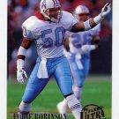 1994 Ultra Football #125 Eddie Robinson - Houston Oilers