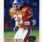 1994 Ultra Football #080 Steve Atwater - Denver Broncos