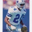 1994 Ultra Football #068 Larry Brown - Dallas Cowboys
