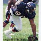 1994 Ultra Football #039 Alonzo Spellman - Chicago Bears