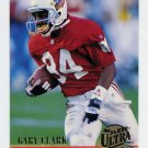 1994 Ultra Football #002 Gary Clark - Arizona Cardinals