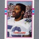 1989 Topps Football #393 Garry Cobb - Dallas Cowboys ExMt