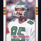 1989 Topps Football #117 Ron Johnson - Philadelphia Eagles