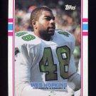 1989 Topps Football #111 Wes Hopkins - Philadelphia Eagles