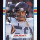 1989 Topps Football #080 Ray Berry - Minnesota Vikings