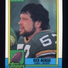 1990 Topps Football #143 Rich Moran - Green Bay Packers