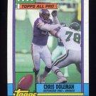 1990 Topps Football #108 Chris Doleman - Minnesota Vikings