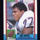 1990 Topps Football #058 Eric Dorsey RC - New York Giants