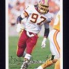 1994 Fleer Football #472 Sterling Palmer RC - Washington Redskins