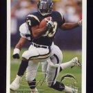 1994 Fleer Football #402 Ronnie Harmon - San Diego Chargers