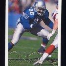 1994 Fleer Football #317 Andre Tippett - New England Patriots