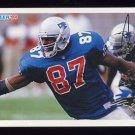 1994 Fleer Football #309 Ben Coates - New England Patriots