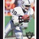 1994 Fleer Football #250 Alexander Wright - Los Angeles Raiders