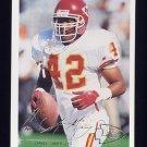 1994 Fleer Football #225 Charles Mincy - Kansas City Chiefs