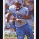 1994 Fleer Football #183 Ray Childress - Houston Oilers