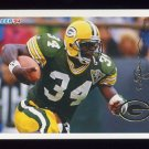1994 Fleer Football #164 Edgar Bennett - Green Bay Packers