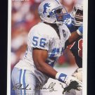 1994 Fleer Football #163 Pat Swilling - Detroit Lions