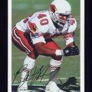 1994 Fleer Football #152 Robert Massey - Detroit Lions