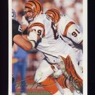 1994 Fleer Football #081 Tim Krumrie - Cincinnati Bengals