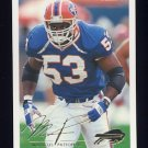 1994 Fleer Football #045 Marvcus Patton - Buffalo Bills