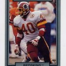 1990 Action Packed Football #280 Alvin Walton - Washington Redskins