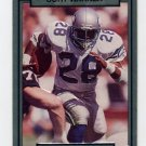 1990 Action Packed Football #259 Curt Warner - Seattle Seahawks