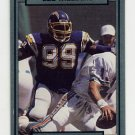 1990 Action Packed Football #240 Lee Williams - San Diego Chargers