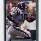 1990 Action Packed Football #231 Marion Butts - San Diego Chargers