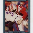 1990 Action Packed Football #165 Fred Marion - New England Patriots