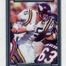 1990 Action Packed Football #157 Keith Millard - Minnesota Vikings