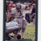 1990 Action Packed Football #076 Eddie Murray - Detroit Lions