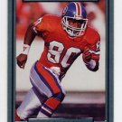 1990 Action Packed Football #065 Mark Jackson - Denver Broncos