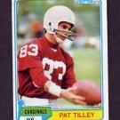 1981 Topps Football #239 Pat Tilley - St. Louis Cardinals