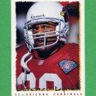 1995 Topps Football #396 Lorenzo Lynch - Arizona Cardinals
