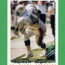 1995 Topps Football #378 Keith Byars - Miami Dolphins