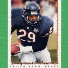 1995 Topps Football #312 Raymont Harris - Chicago Bears