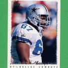 1995 Topps Football #296 Russell Maryland - Dallas Cowboys